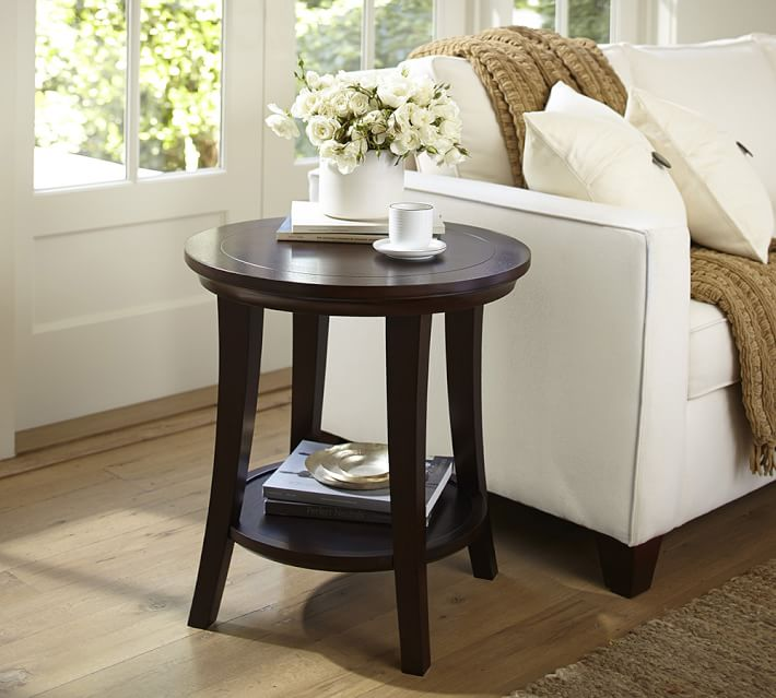 Benefits of using round side table