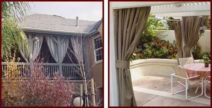 Images of porch curtains southern california weather-smart outdoor curtains vkylnha