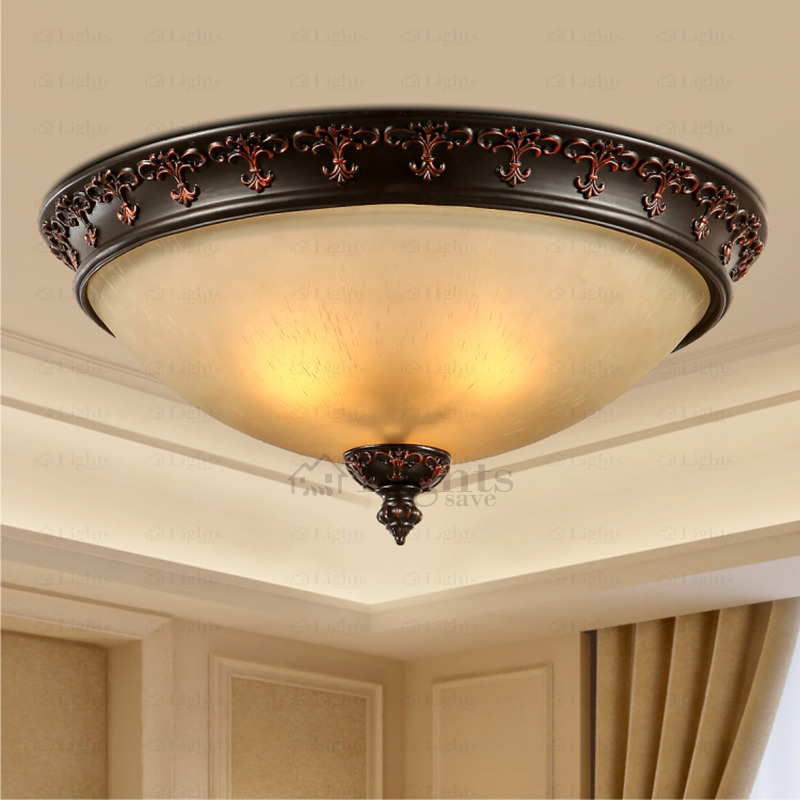 Images of rustic glass shade wrought iron flush mount ceiling light olpzkoq