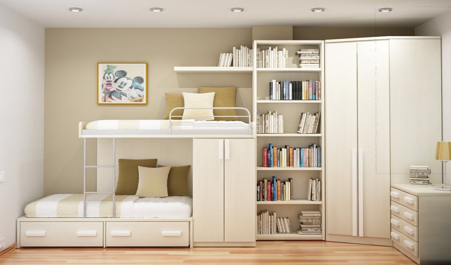 Storage ideas for small bedrooms: how to make your small bedroom seem bigger and more organized