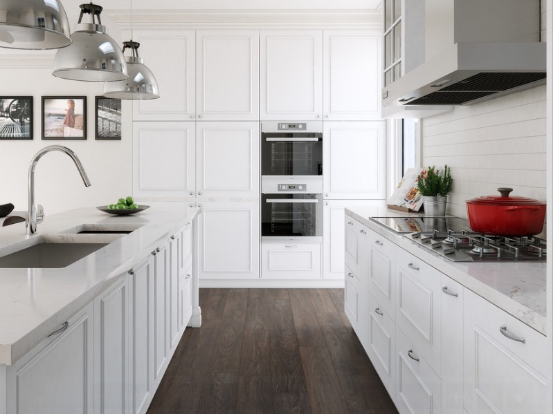 Impressive kitchen flooring ideas and materials - the ultimate guide hmjbzla