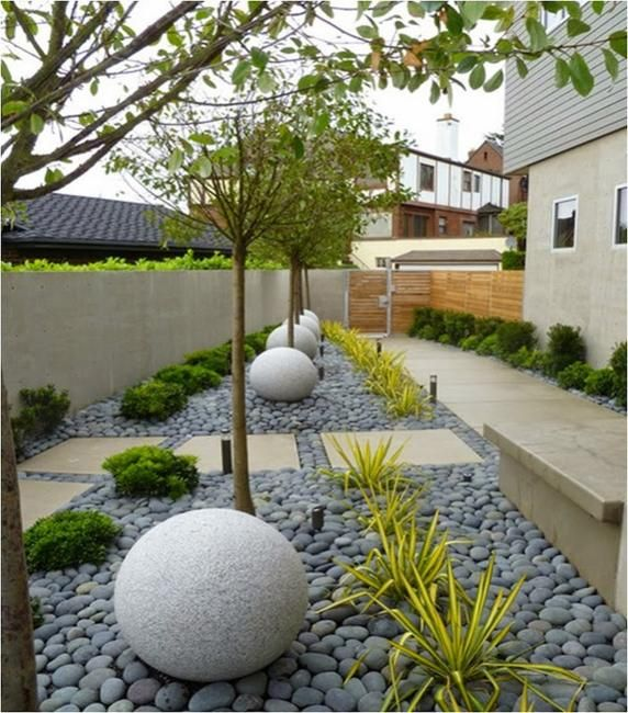 Impressive landscape design 10 latest trends in decorating outdoor living spaces, 25 modern yard  landscaping sfzvbma