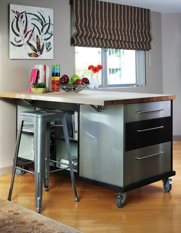 Impressive rolling kitchen island rolling kitchen islands are usually multipurpose pieces of furniture. view  ... khcassb