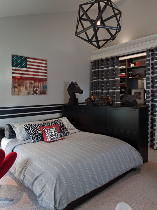 Impressive teen boy bedroom ideas an interesting lighting fixture is one of those things that could become a udtdnhj