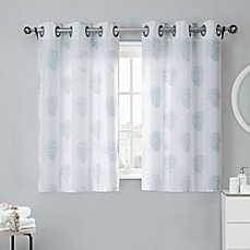 Inspiration bathroom window curtains with also a bathroom curtains with valance with  also luqadzl