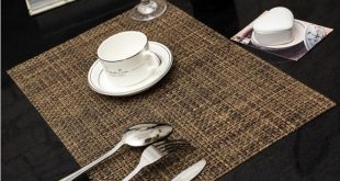 Inspiration shop mats u0026 pads online, woven vinyl placemats bar restaurant table mats in jveptcx