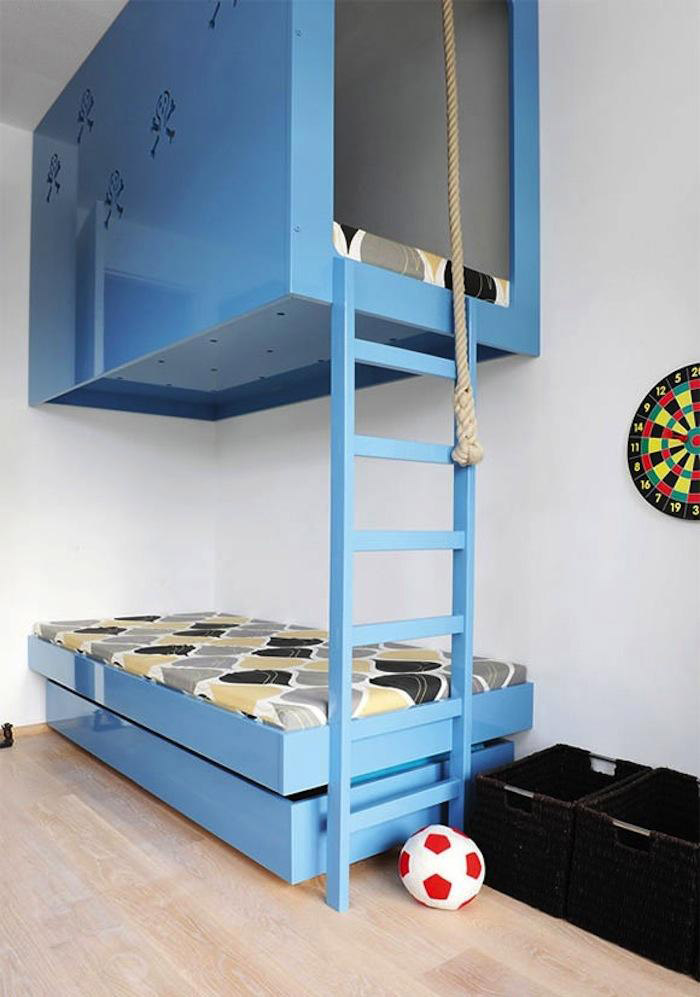 Introduction to bunk beds with stairs