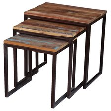 Interior beryl 3 piece nesting tables qytqasz
