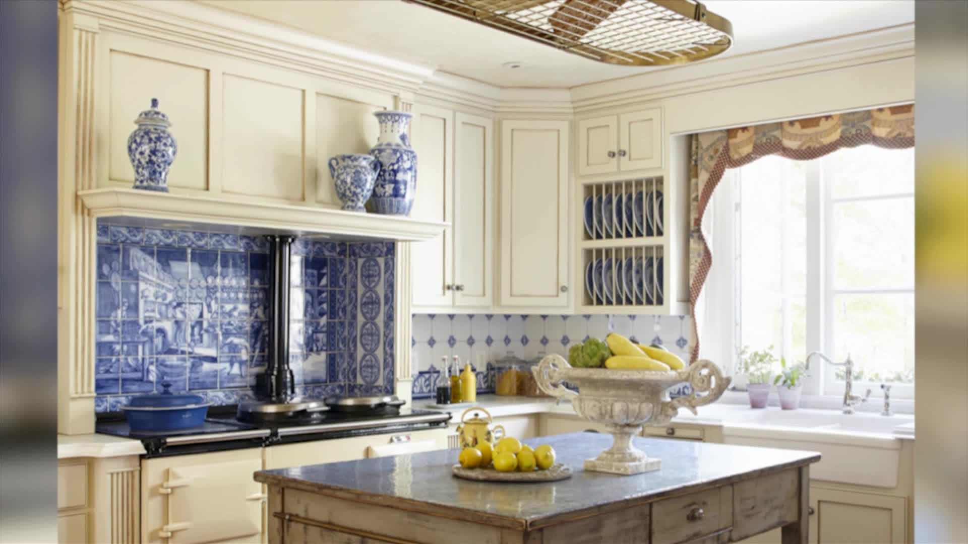 Interior decorating styles design a cottage kitchen cdqwiiz