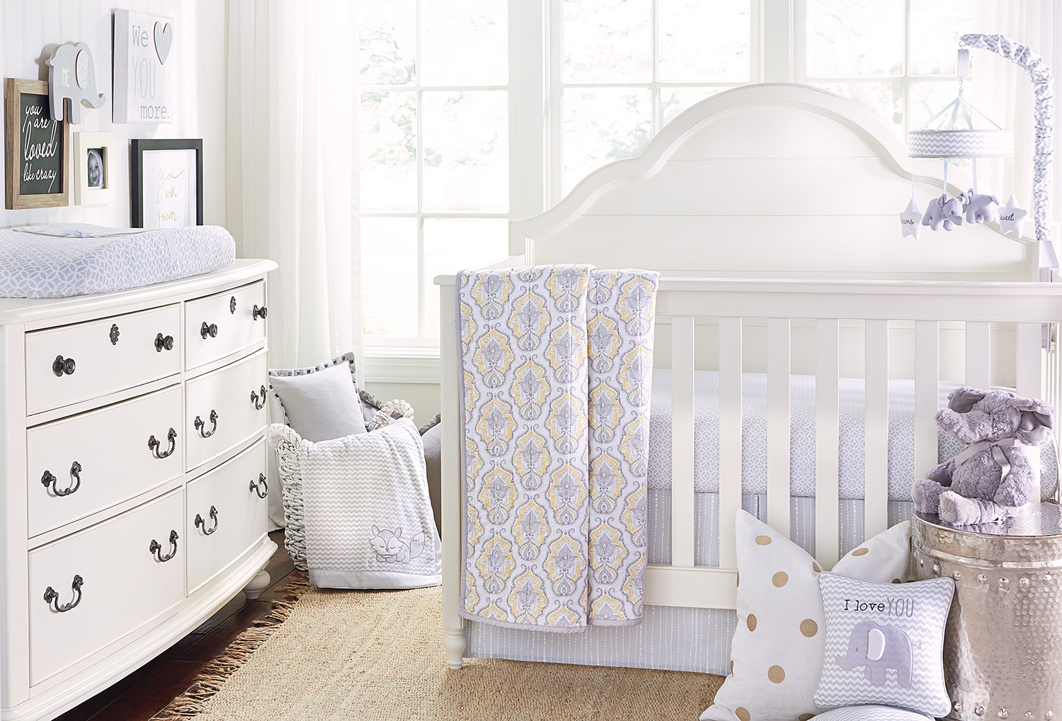 Interior nursery furniture wendy bellissimo nursery separates for girl. shown here with wendy  bellissimo inspirations bfmsmqe