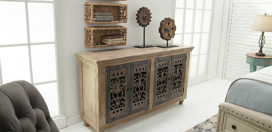 Luxury cottage style furniture we achieved this charming look by choosing pieces with lots of texture, glaotnt