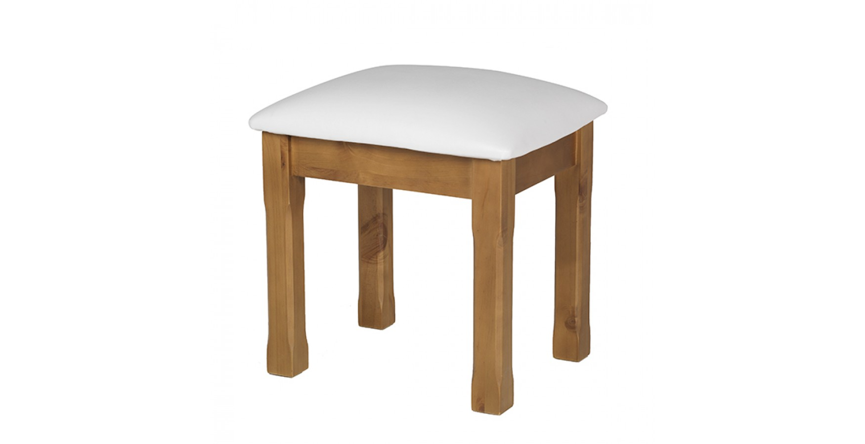 Luxury country pine dressing table stool uyocmbn