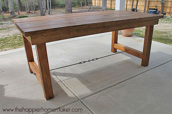 Luxury outdoor table diy outdoor dining tables-2 vwiwthn