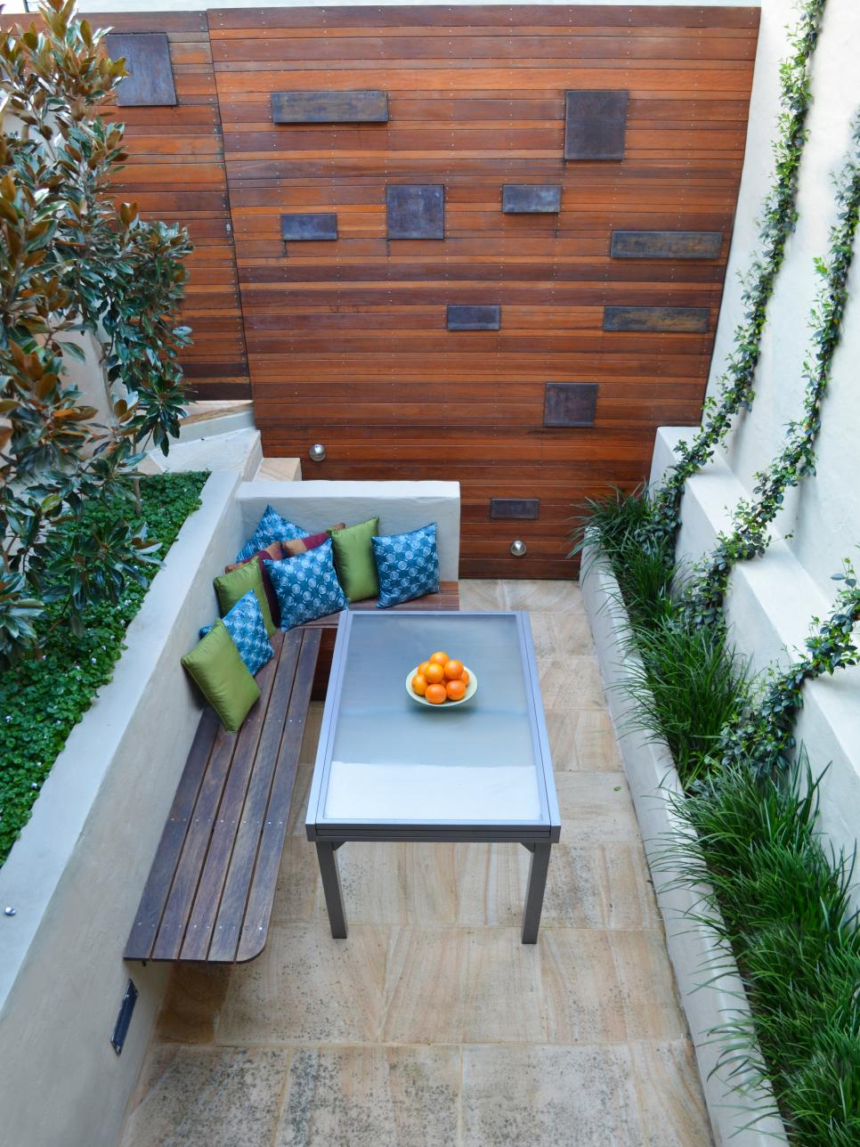 Luxury small patio ideas pictures and tips for small patios | hgtv mbrpurg