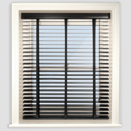 Luxury wooden venetian blinds designer black with tapes wooden venetian blind xksdvln