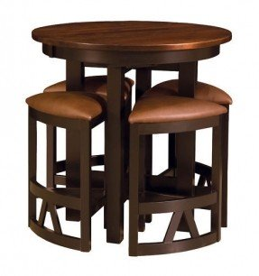 Majestic bar table and chairs amish pub table chairs set bar height high dining stools nauxlfw