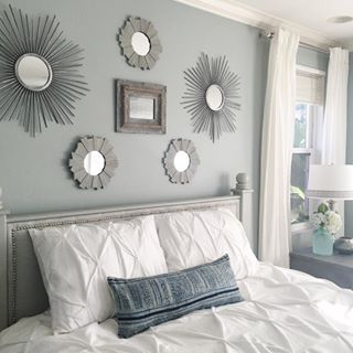 Majestic paint colors for bedrooms love the wall color - silvermist sw 7621 - sherwin-williams rhapvpw