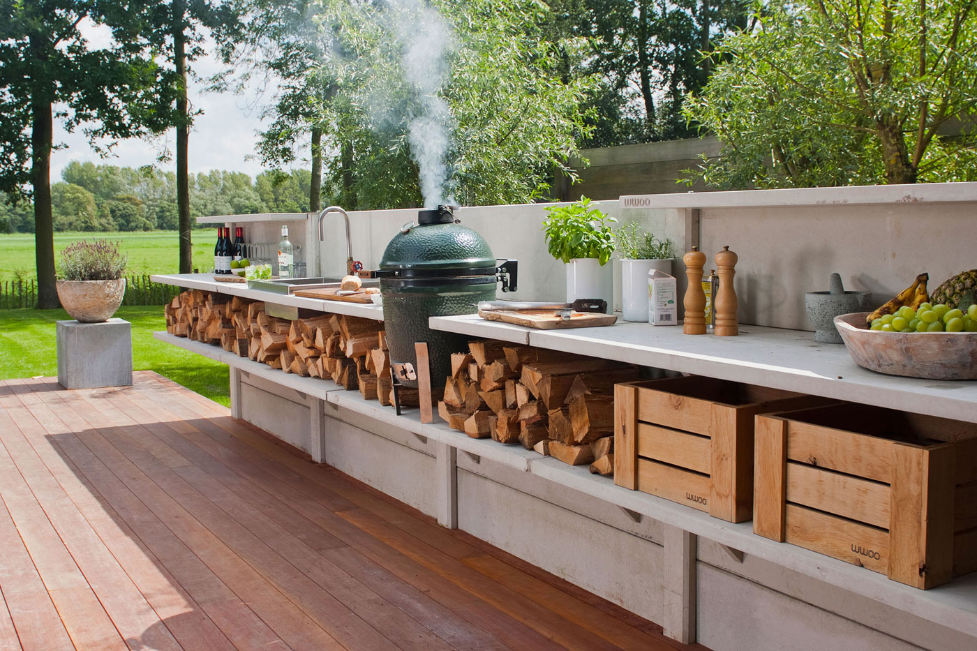 Master 15 best outdoor kitchen ideas and designs - pictures of beautiful outdoor nlxodaz