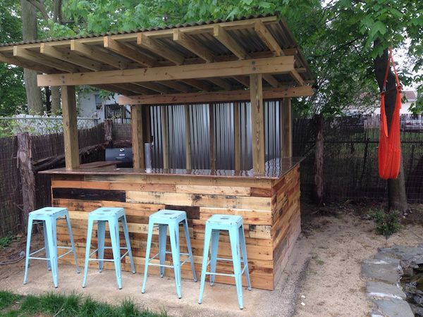 Master 20+ creative patio / outdoor bar ideas you must try at your backyard vszymzh