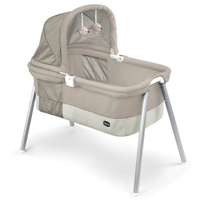 Master chicco® lullago deluxe portable bassinet-taupe rpdehhw