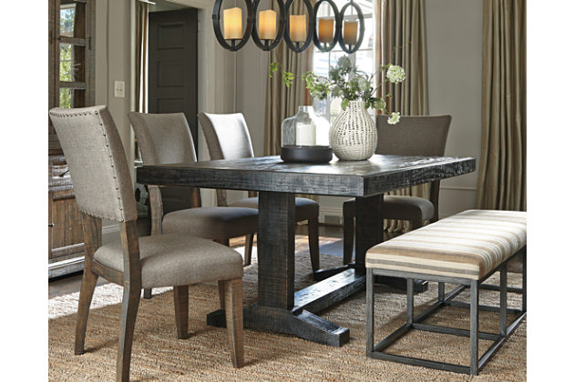 Master dining room table dining room furniture on a white background puhxjvu