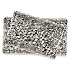 Master image of laura ashley® butter chenille bath rugs (set of 2) zaasesr