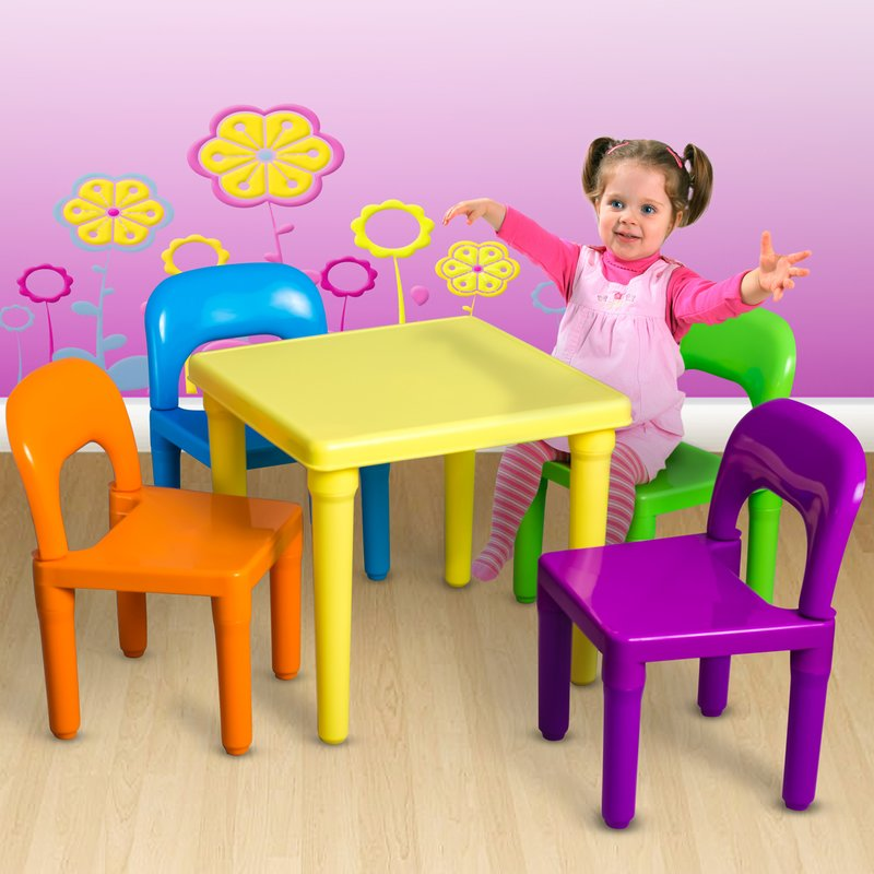 Choosing the best kids table for your kid's bedroom