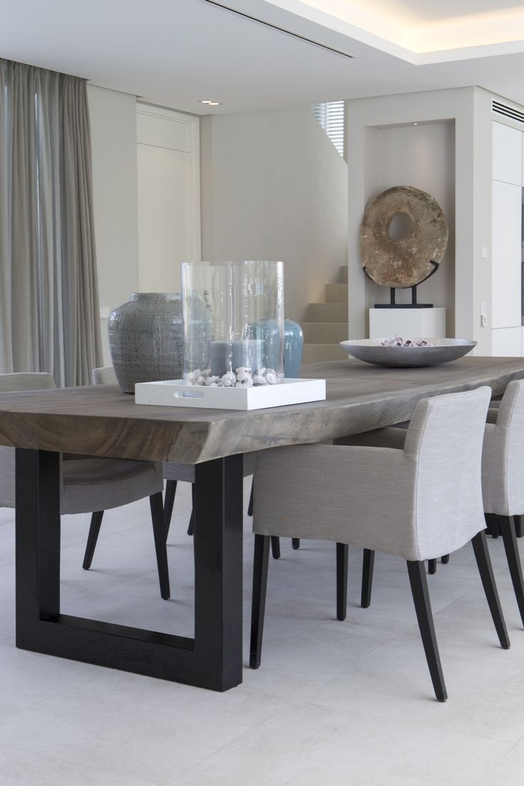 An overview of modern dining room sets