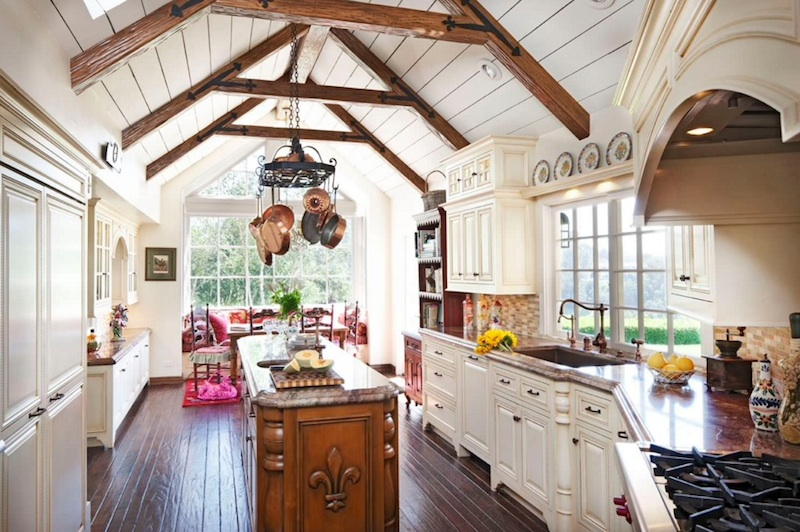 Modern country kitchen ideas airy kitchen wgqtoek