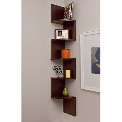 Modern large corner shelf zlbkdkz