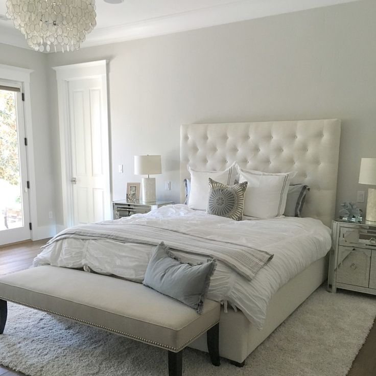 Modern paint colors for bedrooms paint color is silver drop from behr. beautiful light warm gray. stunning. nzksbvy