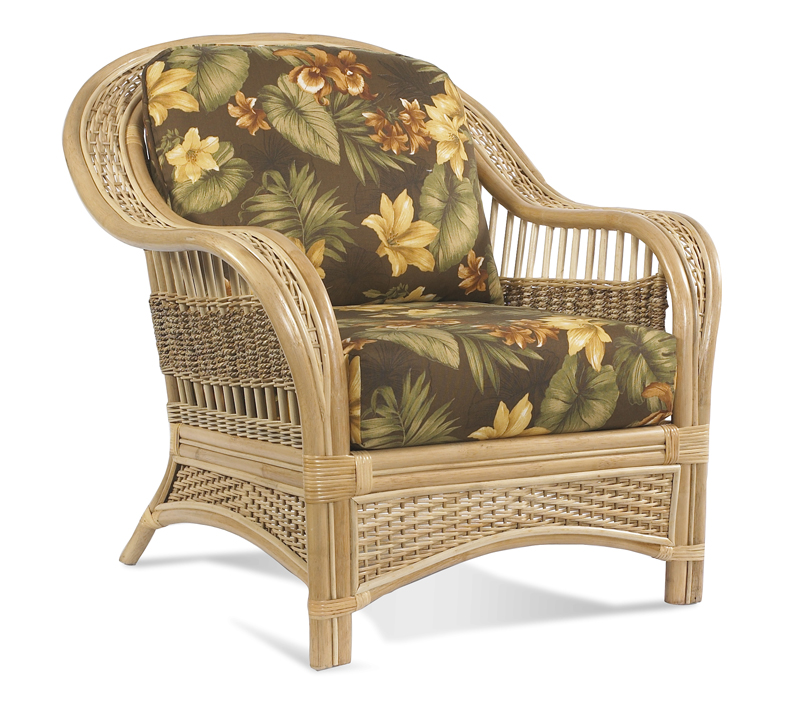 Modern wicker chair rattan chair - tropical breeze jqihirl
