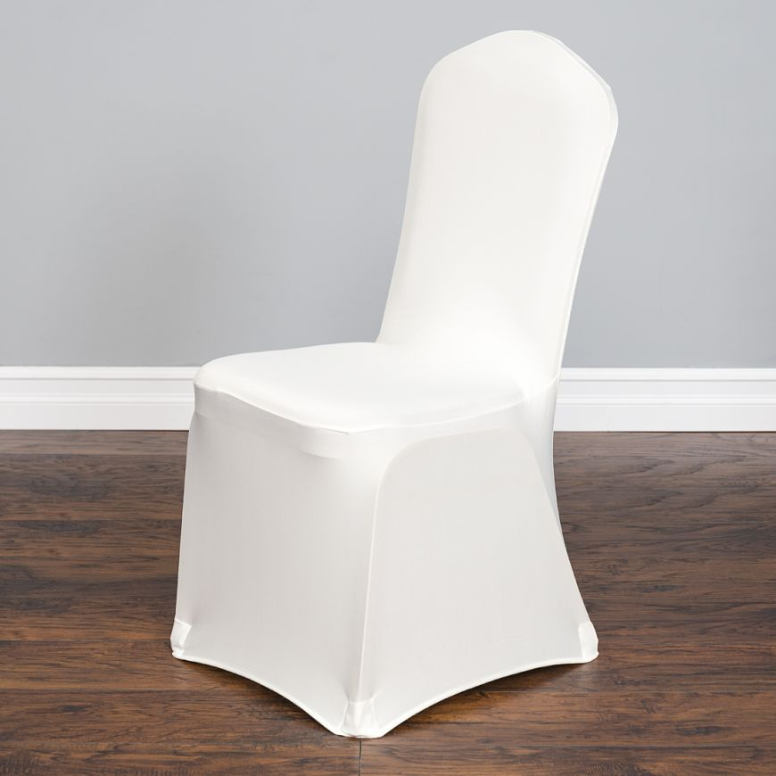 Modular chair covers sale economy stretch banquet chair cover ivory hxoylwm