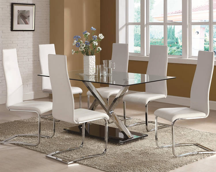 Modular glass top dining table marble u0026 glass top dining tables: 10 pros u0026 cons of the beauty qayeaqs