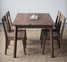 Modular walnut dining table by hedge house furniture on scoutmob shoppe. stunning,  heirloom-quality adtreun