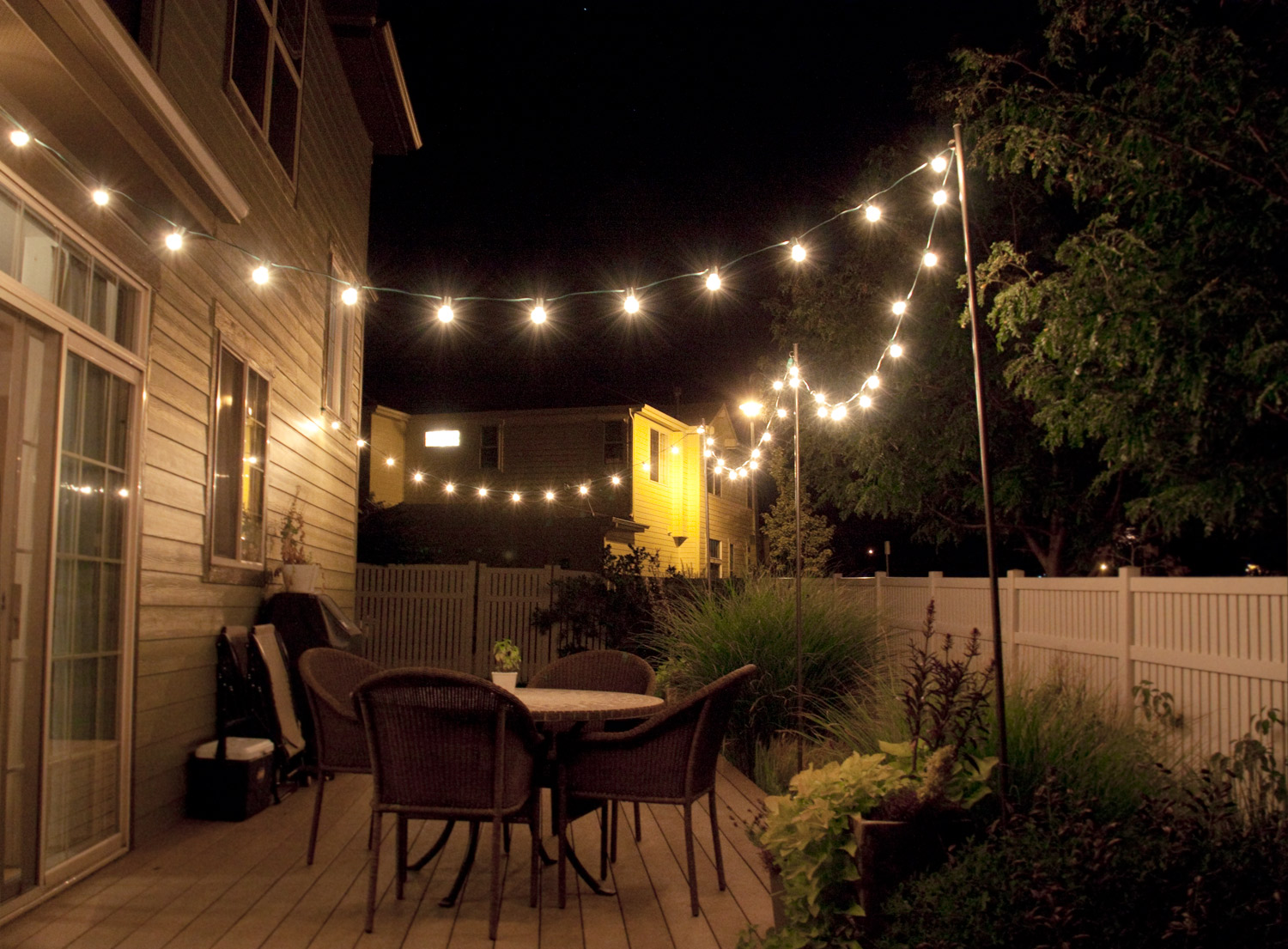 New 17+ outdoor lighting ideas for the garden - scattered thoughts of a crafty dedhekj