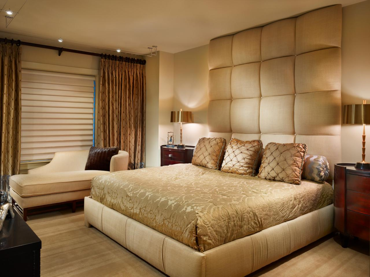 Some bedroom paint ideas that will upgrade living