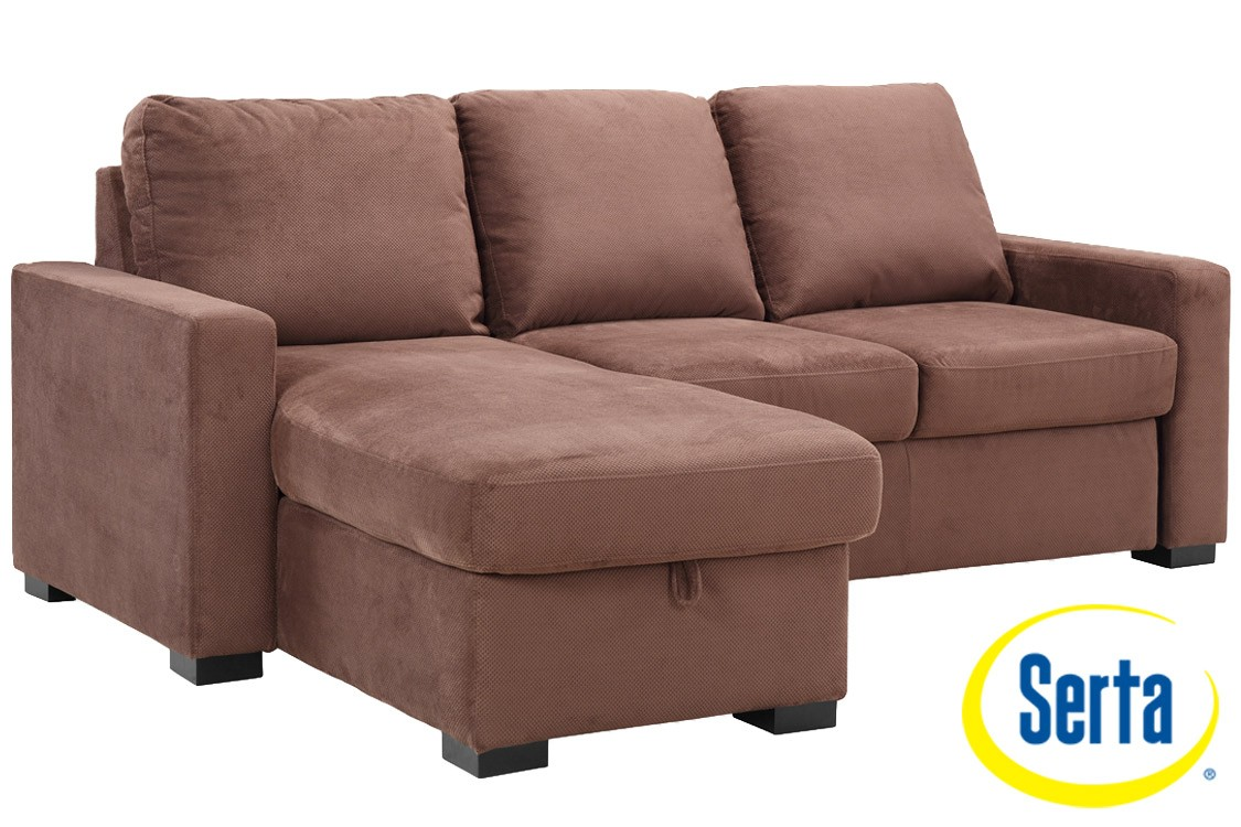 New ... brown futon sofa sleeper ... xlgbfld