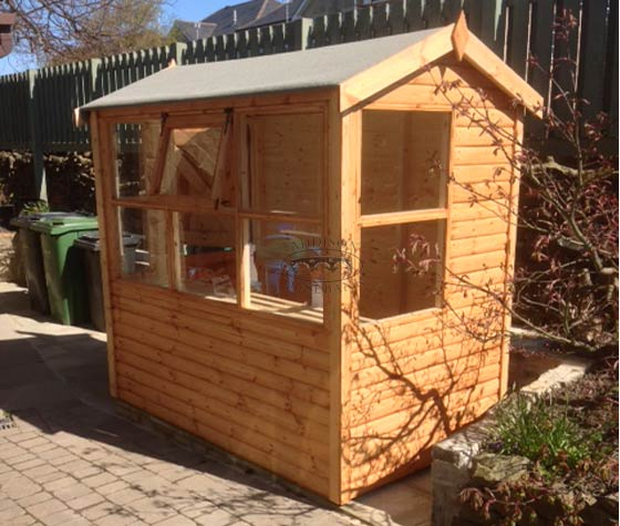 New current discount available apex potting shed ... urjlorc