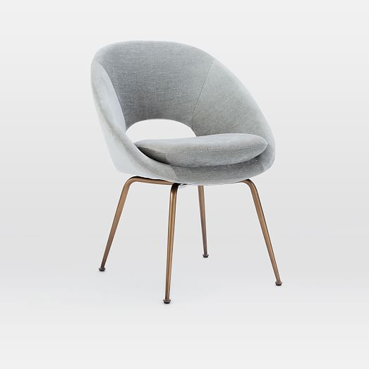 The delectable dining chair