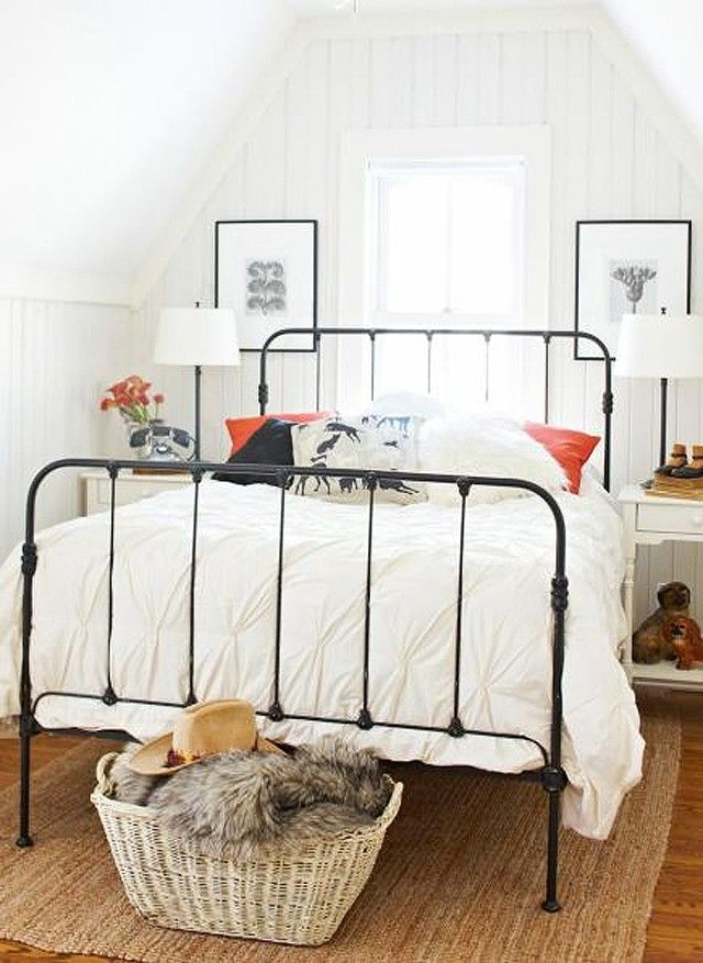 New iron bed frames i think i want an iron bed frame // iron beds - honestly lyqazkm