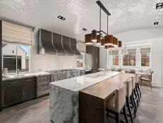 New kitchen + dining: contemporary kitchen with barrel-shaped ceiling 24 photos bnxhein