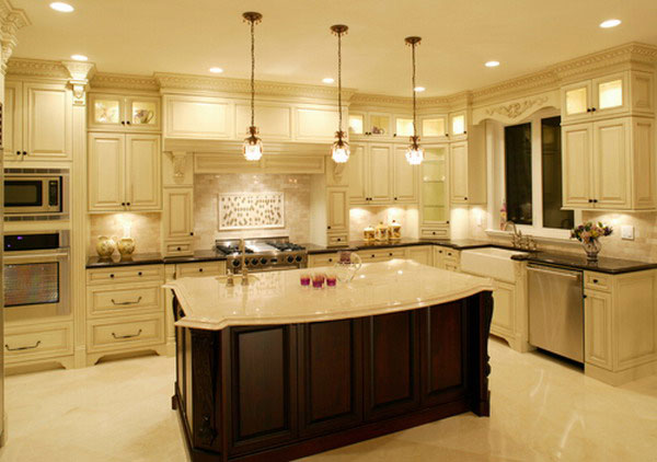 New kitchen island lighting pictures gallery of innovative lighting for island in kitchen 15 distinct kitchen rwiawrr