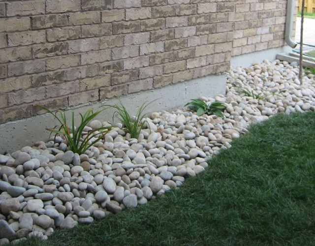 New landscaping rocks landscaping with river rock installation - front yard landscaping ideas astxrqu