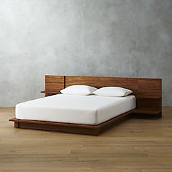 New modern beds andes acacia bed njgdjyn