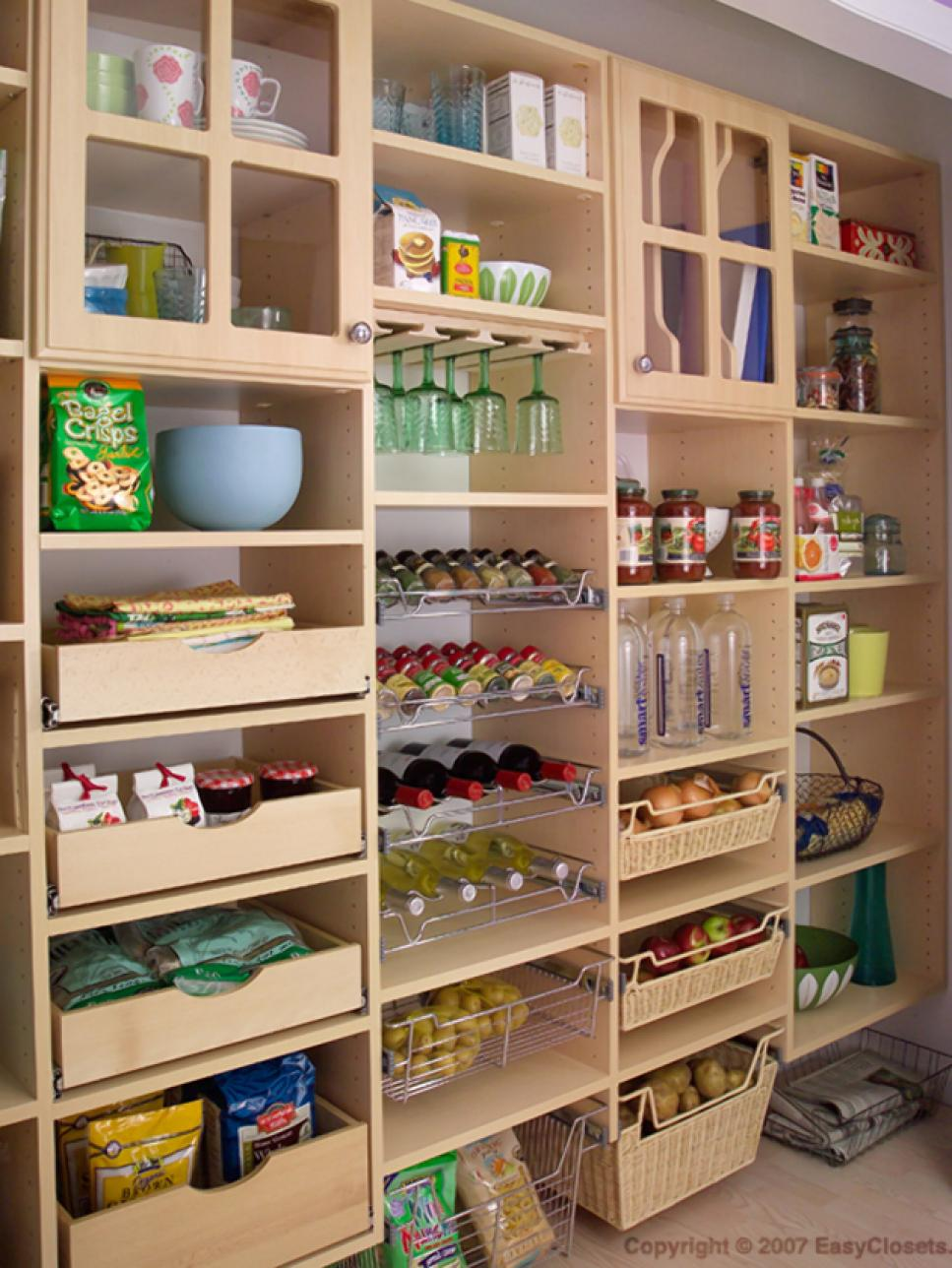 New pantry organizers standalone solution clrsjnt