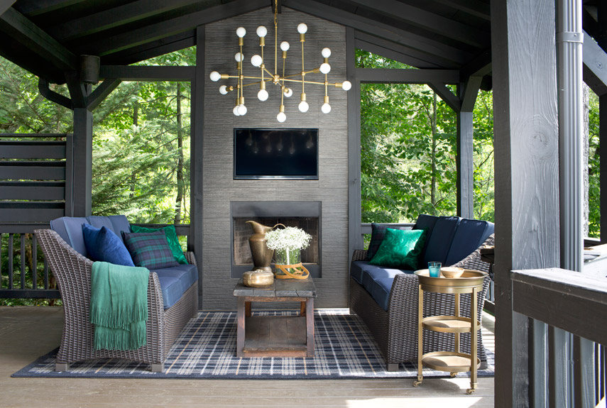 New patio decorating ideas 65+ best patio designs for 2017 - ideas for front porch and patio yhvxkas