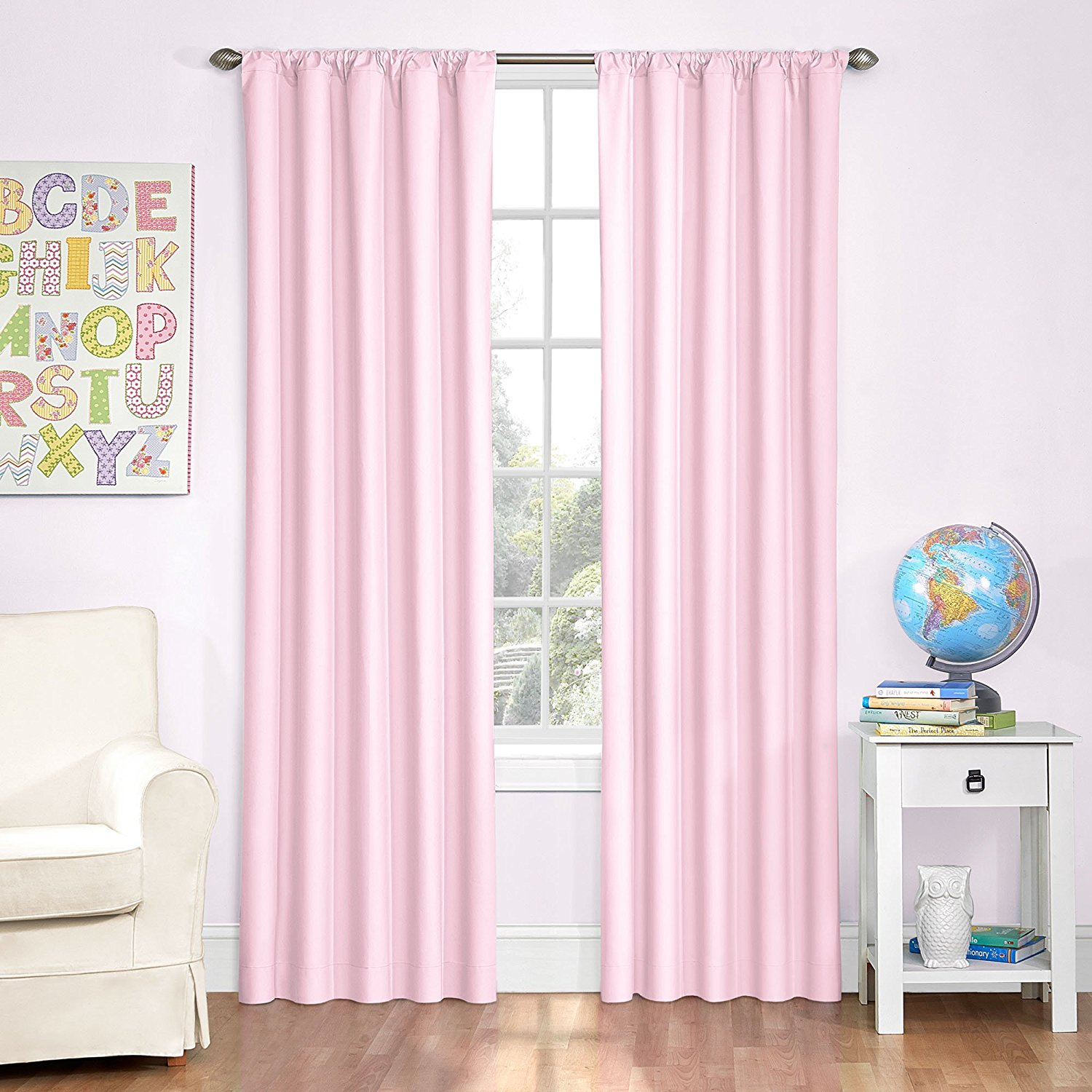 How to personalize your home with beautiful pink curtains