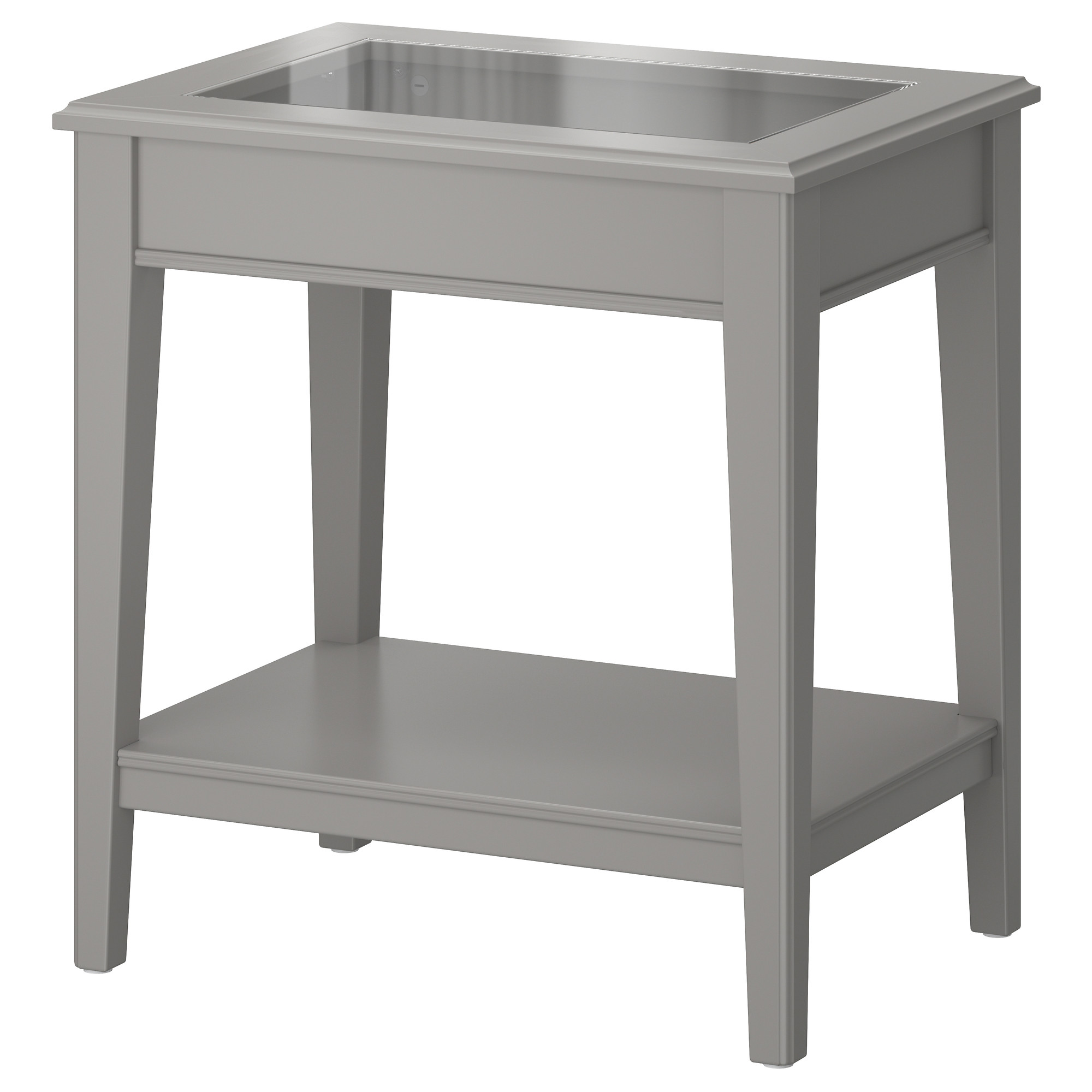 New side tables liatorp side table - gray/glass - ikea pqnetak