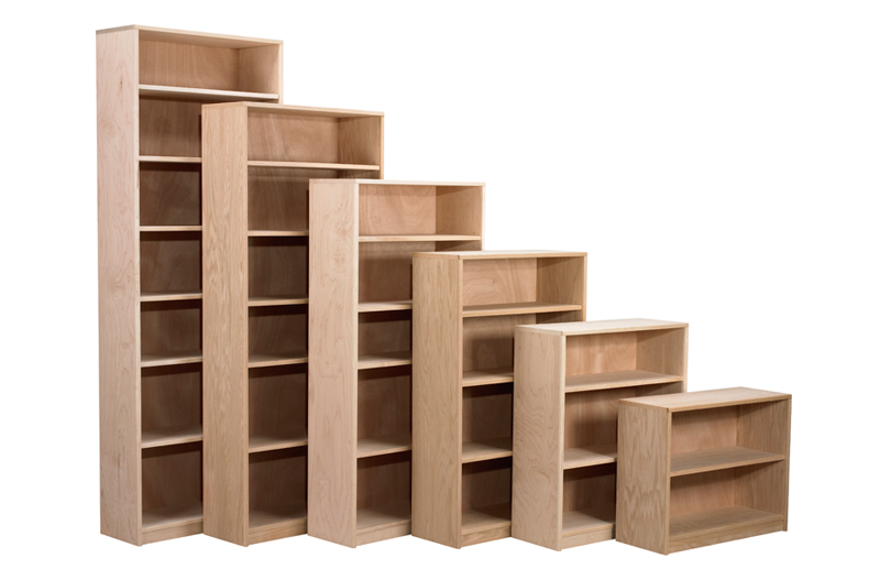 New wood bookcases bookcase vcolqsi